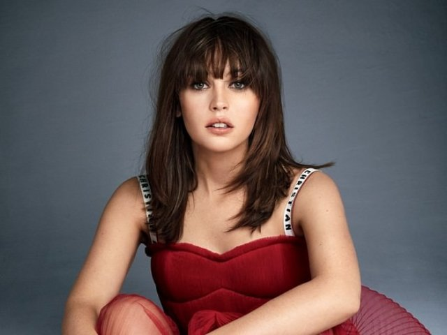 Felicity Jones Hottest British Actresses