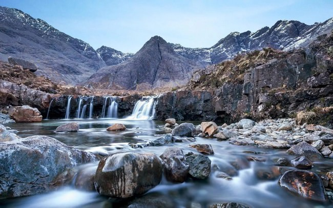 The Fairy Pools Isle Breathtaking Places on Earth