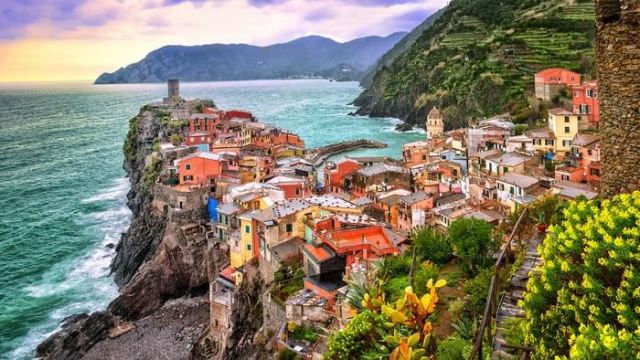 Cinque Terre, Most Beautiful Towns Italy