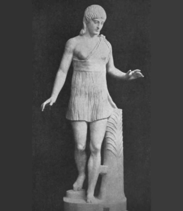 Queen Arachidamia of Sparta