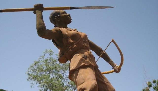 historical warrior women