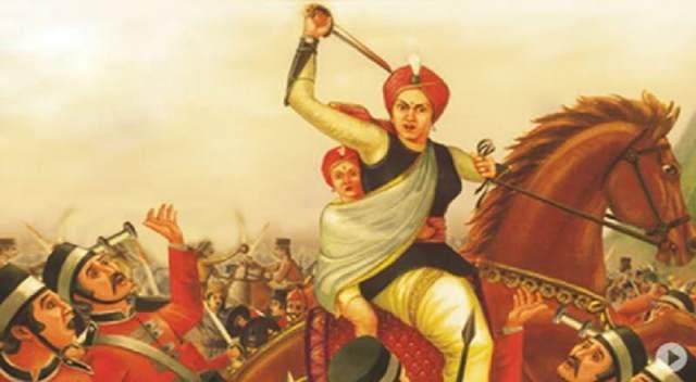 Rani Laxmibai: The Warrior Queen of Jhansi, India