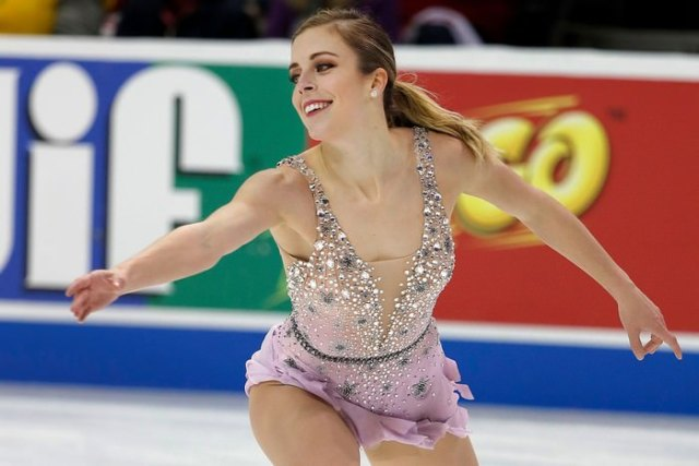 Ashley Wagner Hot Athlete
