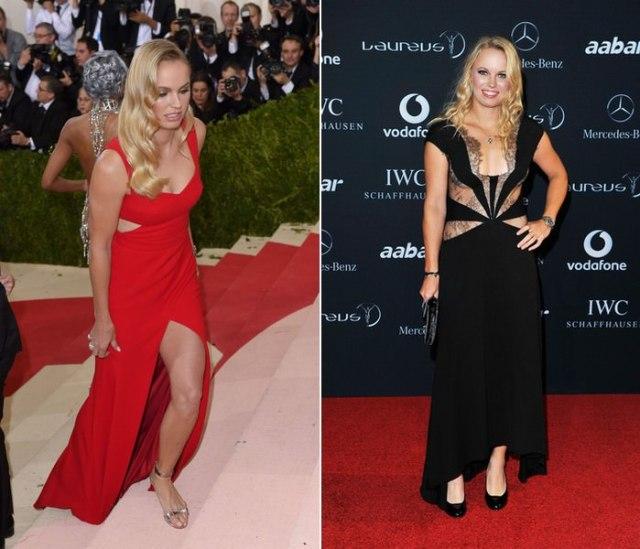Caroline Wozniacki Red Carpet