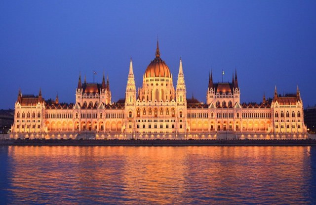 Hungarian Parliament see and do in Budapest