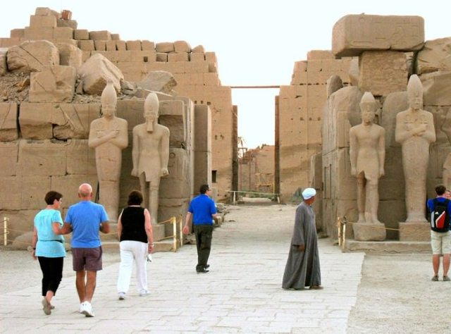 Karnak Places to visit in Egypt in 2020