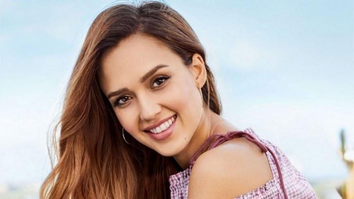 Jessica Alba Beautiful American Women