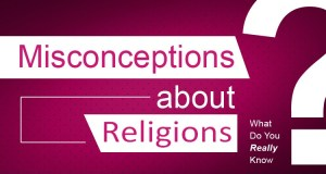 Religious Misconceptions