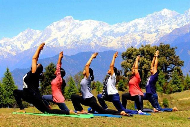 must do experiences Yoga Retreat