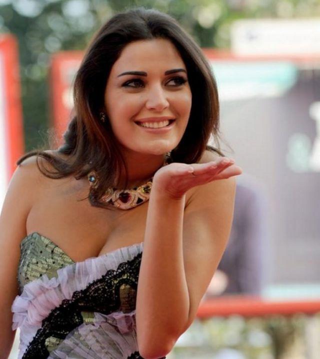 Cyrine Abdelnour Beautiful Female Arab Singers