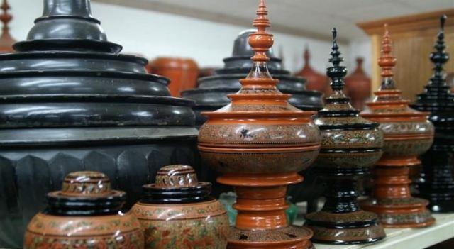 Lacquerware best things to buy in Myanmar