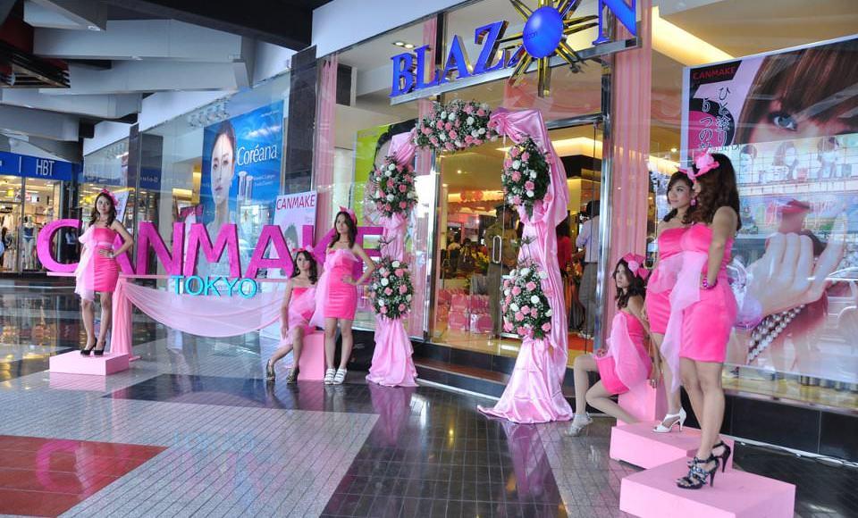 Myanmar Shopping Malls