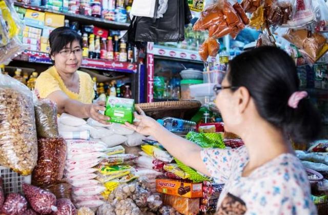 Trip to Bogyoke Aung San Market