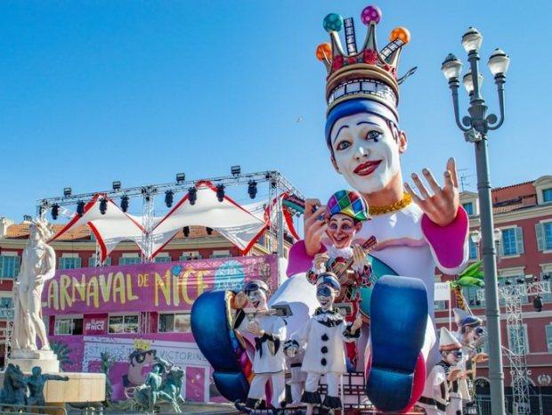 10 best carnivals -Nice Carnival, France