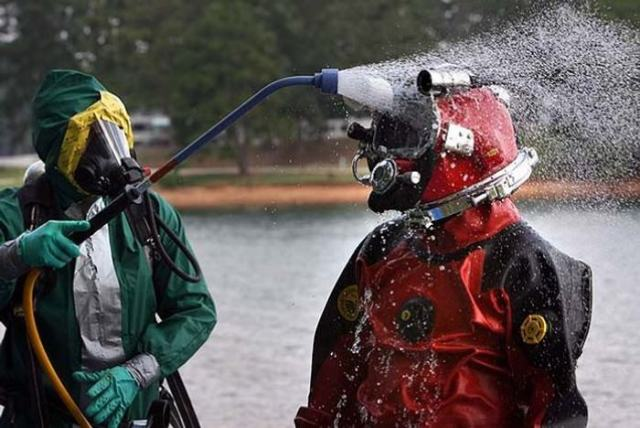 Hazardous Waste Diver