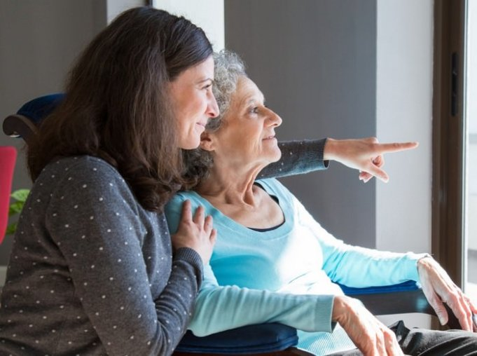 Memory Care Facility for Your Senior Loved One