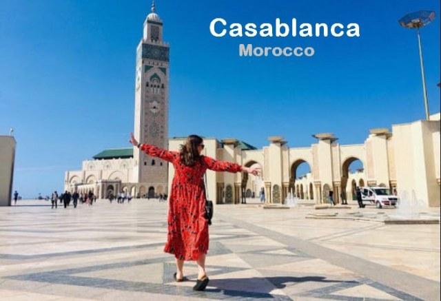 Casablanca Summer Vacation Destinations