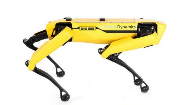 10 Most Advanced Robots Spot