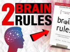 Brain Rules for Better Mental Health