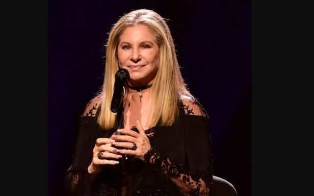 Barbra Streisand Celebrities With Stage Fright
