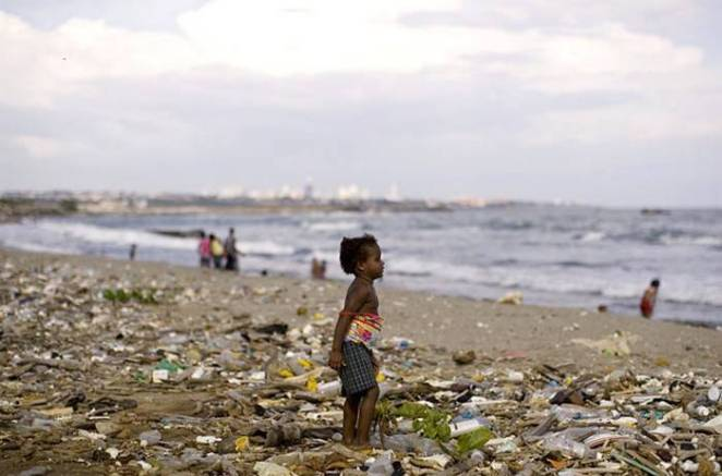 top 10 dirtiest beaches in the world
