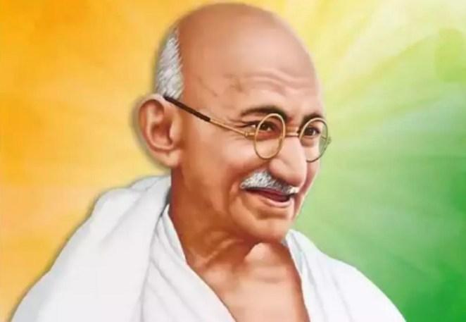 Mahatma Gandhi human rights activists who fought using hunger strike