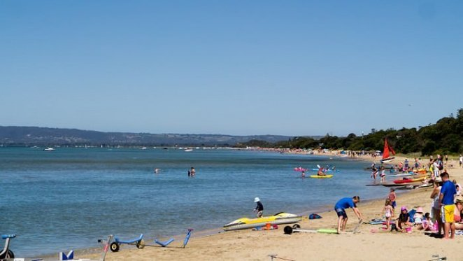 Port Phillip Bay - Australia