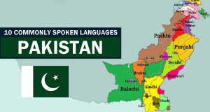 Commonly Spoken Languages in Pakistan