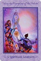 Hierophant-Spiritual Leaders