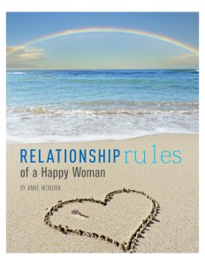 Purchase Relationship Rules of a Happy Woman digital download here