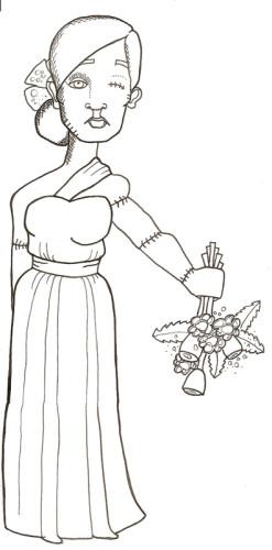 Bridesmaid of Frankenstein_wonderstrange