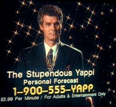 Stupendous Yappi