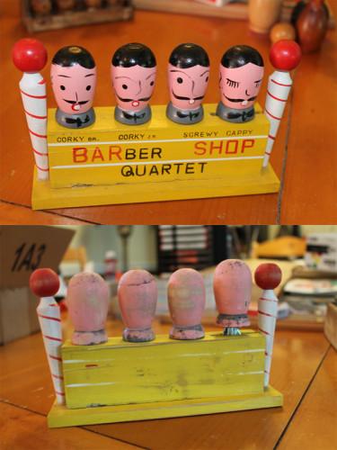 Barbershop Quartet B-A
