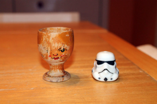 Original Storm Trooper Cup