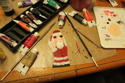 Santa 5 - Boots