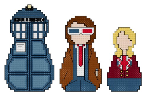 Tenth Doctor white