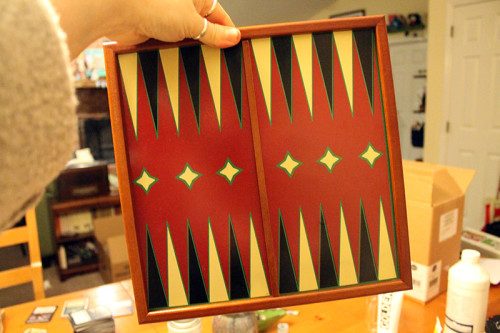 Original Backgammon Board