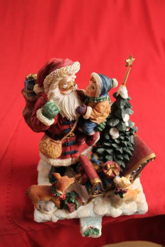 30 Santa Before