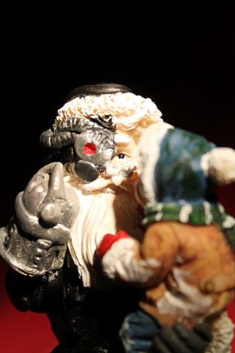 43 Santa of Nine