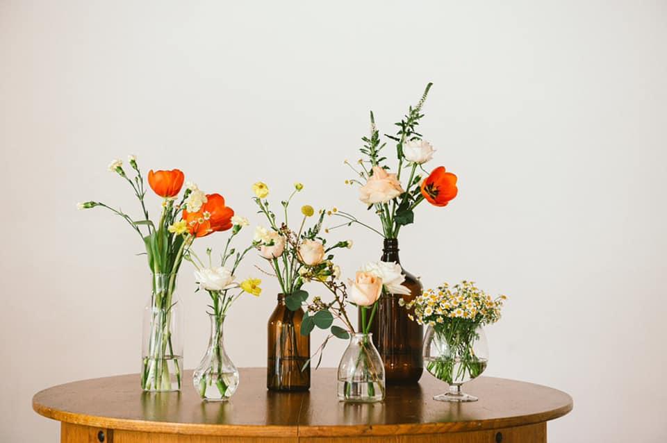 minimal wedding งานแต่งมินิมอล