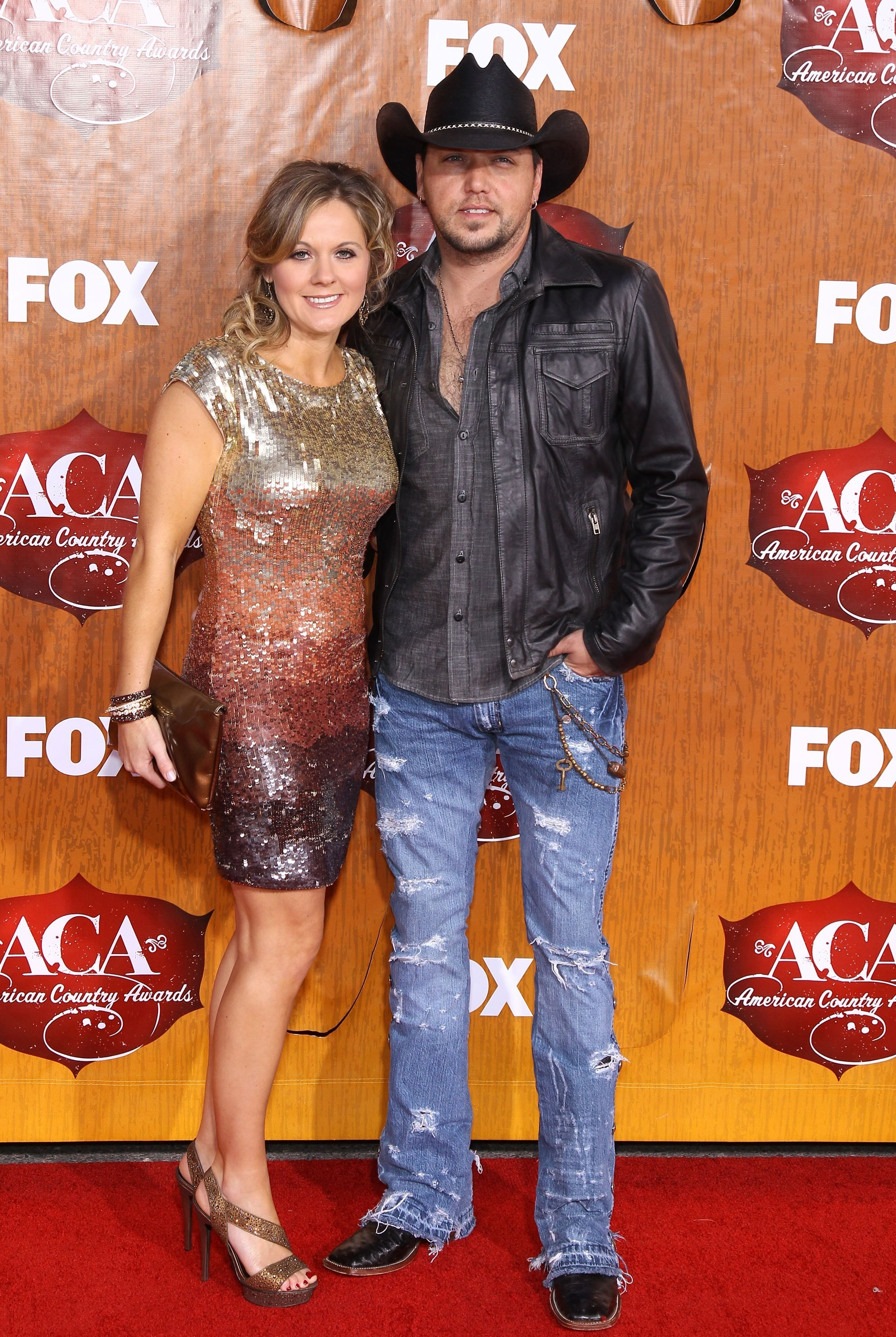Jason Aldean Files For Divorce From Jessica Ussery After