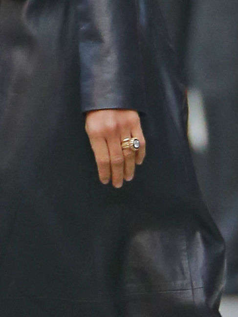 Mary Kate Olsens Ring Is Insane