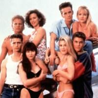 90210 cast beach