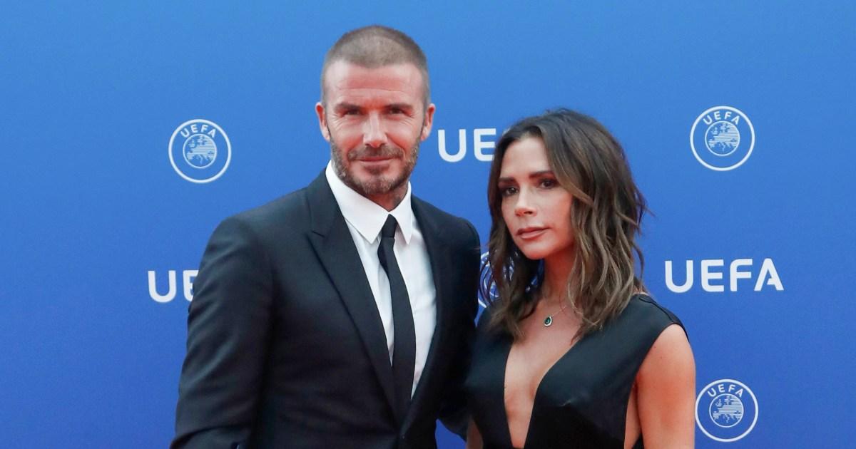 Victoria Beckham honors husband David on 46th birthday