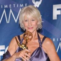 Helen Mirren, 2007 Emmy Awards