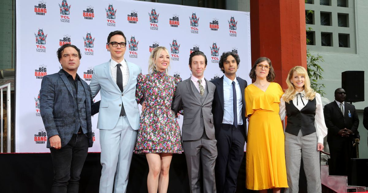 Big Bang Theory Actors And Actresses Love Lives Revealed Gallery Wonderwall Com