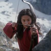 Liu Yifei, Mulan