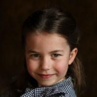Princess Charlotte birthday