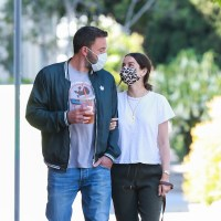 *EXCLUSIVE* Ben Affleck and Ana De Armas still going strong!