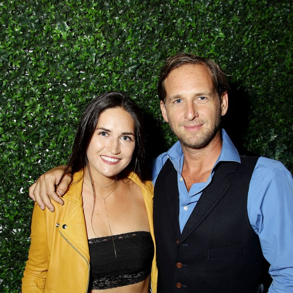 Jessica Ciencin Henriquez and Josh Lucas